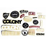 Colony Sticker Set