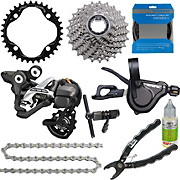 Shimano Saint 1x10 Speed Drivetrain Bundle