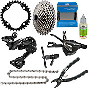 Shimano XT 1x11sp Gear Kit Bundle