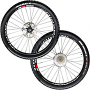 Stans No Tubes Rapid 28 Comp MTB Wheelset Inc. Tyres 2015