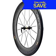 Mavic Cosmic Carbone 80 Tubular Front Wheel