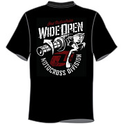 One Industries Youth Wide Open Tee