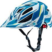Troy Lee Designs A1 Helmet - Reflex Grey 2016