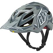 Troy Lee Designs A1 MIPS Helmet - Vertigo Grey 2016