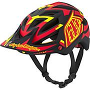 Troy Lee Designs A1 MIPS Helmet - Vertigo Red 2016