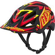 Troy Lee Designs A1 MIPS Helmet - Vertigo Red 2016