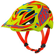 Troy Lee Designs A1 MIPS Helmet - Vertigo Yellow 2016