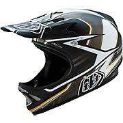 Troy Lee Designs D2 Helmet - Sonar Black 2016