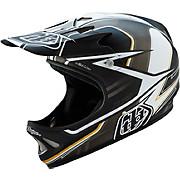 Troy Lee Designs D2 Helmet - Sonar Black 2016