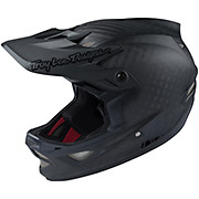 Troy Lee Designs D3 Carbon MIPS - Midnight Black  2016