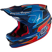 Troy Lee Designs D3 Carbon MIPS - Render Navy 2016