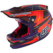 Troy Lee Designs D3 Carbon MIPS - Render Purple 2016