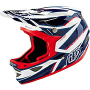 Troy Lee Designs D3 Composite - Reflex White 2016