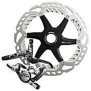 Shimano XTR M9000 Race Disc Brake + Rotor Bundle