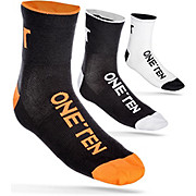oneten Road Socks - 3 Pack Mixed Colours 2016
