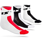 Vitus Bikes Road Socks - 3 Pack Mixed Colours 2016