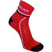 Santini Ducati Classic Coolmax Sock 2016