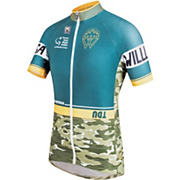 Santini TDU Old Willunga Hill Jersey 2016