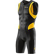 Skins TRI400 Sleeveless Tri Suit w Front Zip SS17