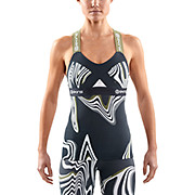Skins Womens DNAmic Living Lines Tank Top SS16