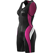 Skins Womens Sleeveless Tri Suit w Front Zip AW16