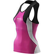 Skins Womens TRI400  Racer Back Top SS17