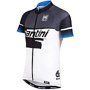 Santini Atom 2 UV Protection Jersey SS16