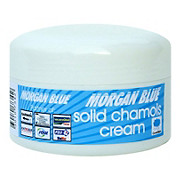 Morgan Blue Solid Chamois Cream