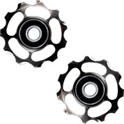 CeramicSpeed Titanium Pulley Wheels Coated
