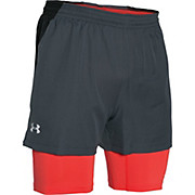Under Armour Launch 5 2-in-1 Shorts 2016