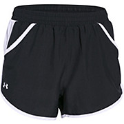 Under Armour Womens Fly By Solid Shorts 2016