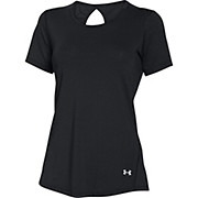 Under Armour Womens Heatgear Coolswitch SS Top AW16