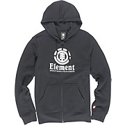 Element Vertical Zipper Hoody SS16