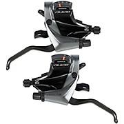 Shimano Alivio M4000 V-Brake & 9sp Shifter Set