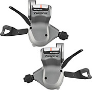 Shimano Tiagra 4600 2x10sp Flat Bar Shifter Set