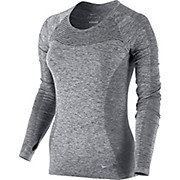Nike Womens Dri-FIT Knit Long Sleeve Top SS16