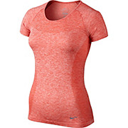 Nike Womens Dri-FIT Knit Short Sleeve Top SS16