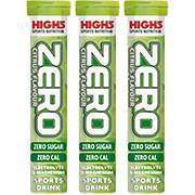 High5 Zero Tabs - 3 Pack - Citrus