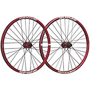 Spank Spike Race 28 Bead Bite DH MTB Wheelset 2017