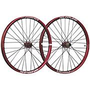 Spank Oozy Trail 395+ Bead Bite MTB Wheelset 2016