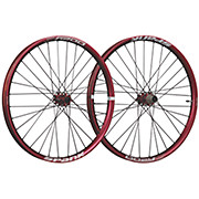 Spank Oozy Trail 395+ Bead Bite MTB Wheelset 2017
