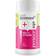 Bio-Synergy Active Woman Multivitamin - 60 Capsules