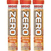 High5 Zero Tabs - 3 Pack - Cherry-Orange