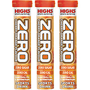 High5 Zero Tabs - 3 Pack - Cherry-Orange