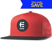 Etnies Rook Snapback Cap SS16