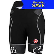 Castelli Womens Free Aero Shorts SS17