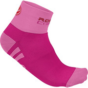 Castelli Womens Rosa Corsa Socks SS16