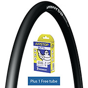Michelin Pro4 SERVICE COURSE V2 Black 23c + Tube