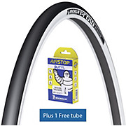 Michelin Pro4 SERVICE COURSE V2 White + Tube
