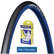 Michelin Pro4 SERVICE COURSE V2 Blue + Tube